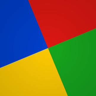 Googles färger